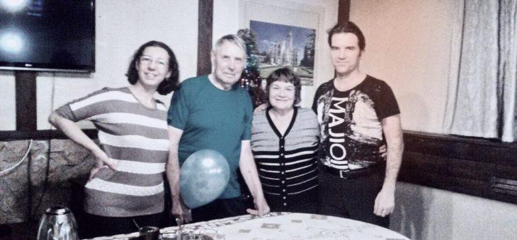 Крещение в Дегтярске - родиться заново в 79 лет!