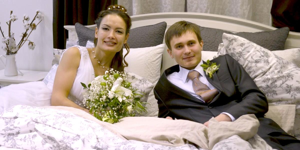 Венчание в Екатеринбурге - свадебная церемония Романа и Инны