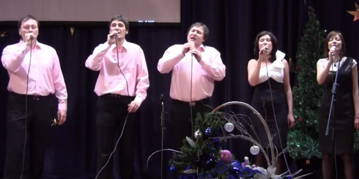 Рождественская христианская служба в Екатеринбурге
